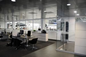 automotive dealership redesign